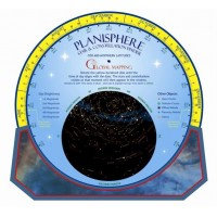 Planisphere - Star and Constellation Finder for Mid/Nothern Lattitudes