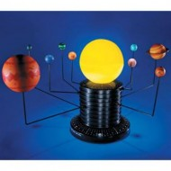 Motorised Solar System and Planetarium