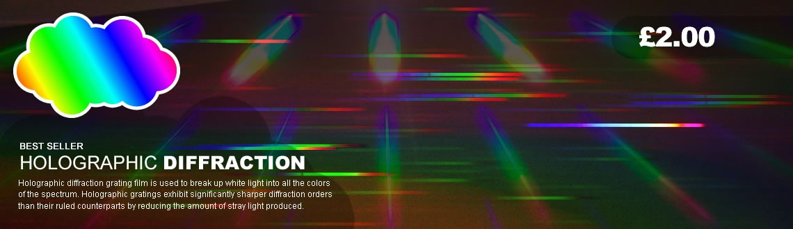 Holographic Diffraction