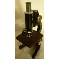 Heavy Vintage 'Leigh GS' Microscope [Vintage]
