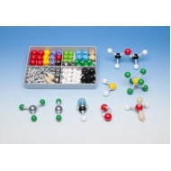 Advanced Level Chemistry Molecular Modelling Kit - Molymod