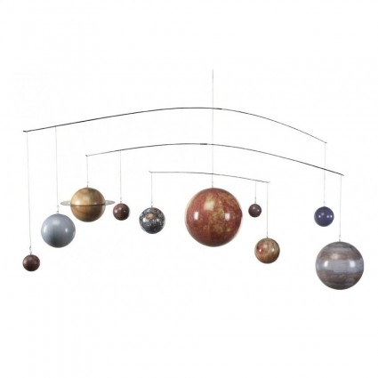 giant solar system model - photo #9