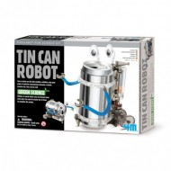 4M Tin Can Robot - Science experiment kit
